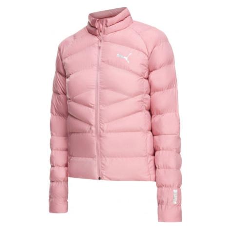Puma WARMCELL LIGHTWEIGHT JACKET ružová - Zimná bunda