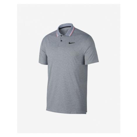 Nike Vapor Polo tričko Šedá