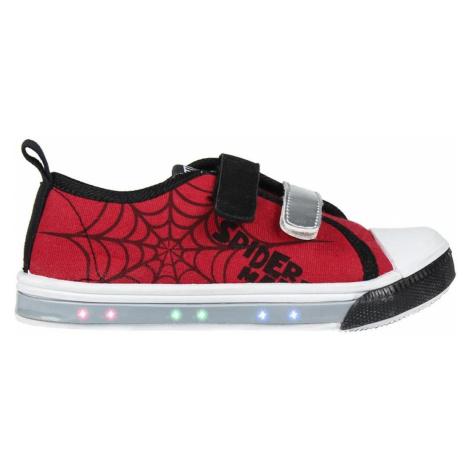 SNEAKERS SUELA PVC CON LUCES SPIDERMAN Spider-Man