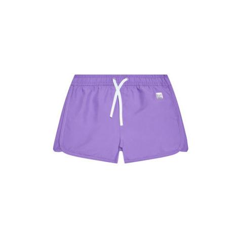 Reima Plavecké šortky Nauru 532230 Fialová Regular Fit