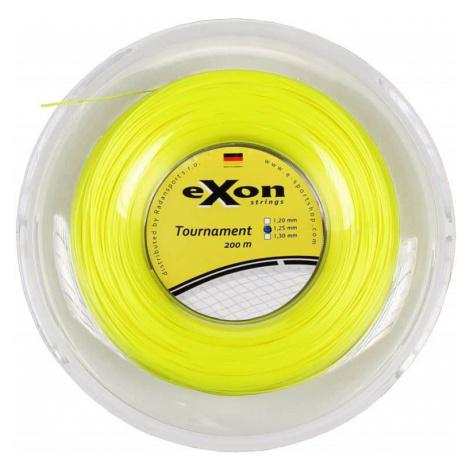Tournament tenisový výplet 200 m barva: žlutá neon;průměr: 1,30