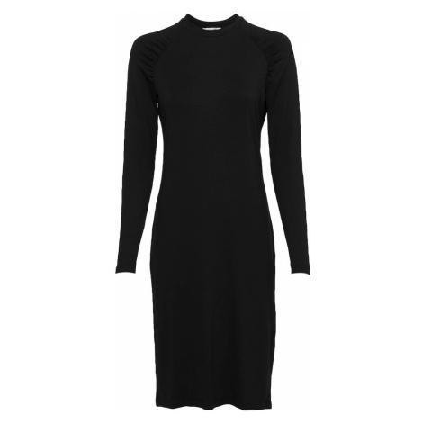MOSS COPENHAGEN Šaty 'Lalana'  čierna