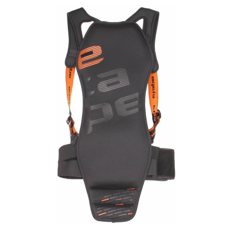 Back PRO chránič páteře barva: černá-oranžová;velikost oblečení: XL