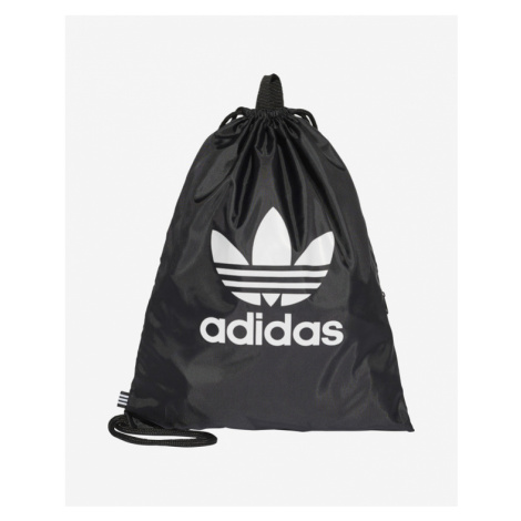 adidas Originals Trefoil Gymsack Čierna