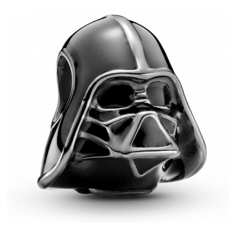 Pandora Strieborný prívesok Star Wars Darth Vader 799256C01