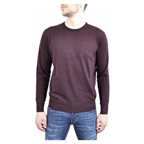 PIERRE BALMAIN Bordo sveter