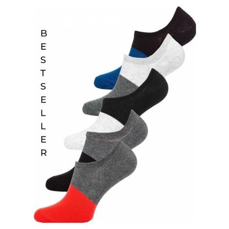 Farebné pánske ponožky Bolf X10168-5P 5KS JUSTPLAY