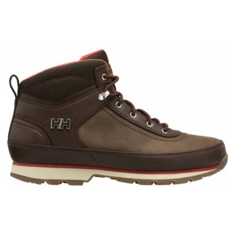 Helly Hansen CALGARY hnedá - Pánska zimná obuv