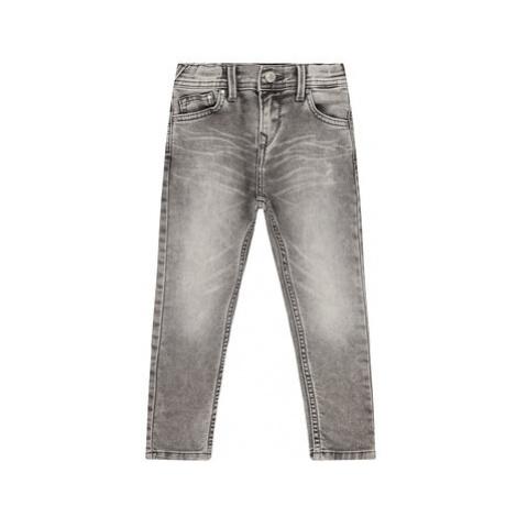 Pepe Jeans Džínsy Finly PB200527 Sivá Skinny Fit