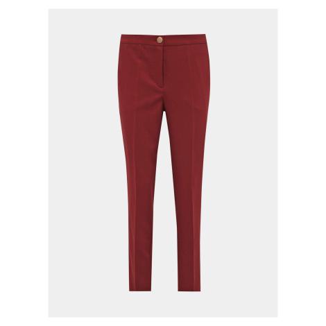 Vero Moda tehlové nohavice Ailene