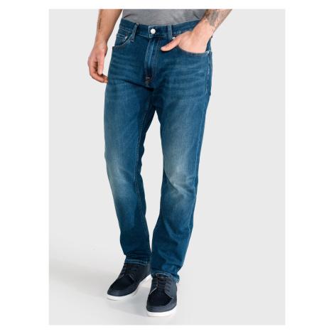 056 Jeans Calvin Klein Modrá