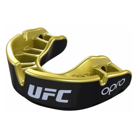 Chránič zubov OPRO Gold UFC senior - čierny