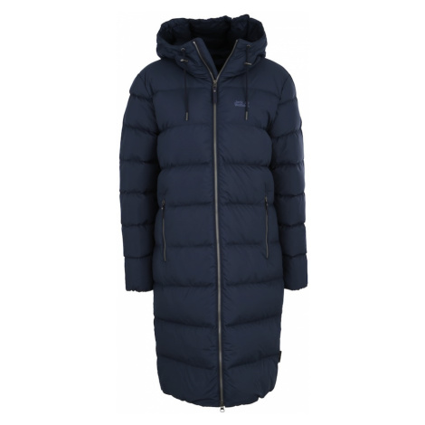 JACK WOLFSKIN Zimný kabát 'Crystal Palace'  tmavomodrá
