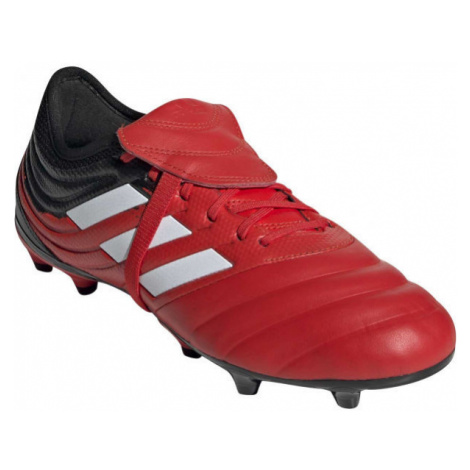 adidas COPA GLORO 20.2 FG červená - Pánske kopačky