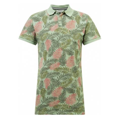 !Solid Tričko 'Pasqual'  mätová / zmiešané farby