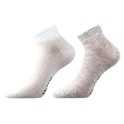 Voxx TETRA 2 biela - Športové ponožky