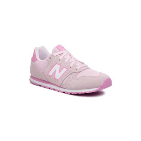 New Balance Sneakersy YC373SP Ružová