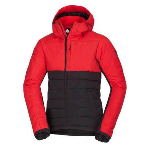 Northfinder RONGO čierna - Pánska bunda