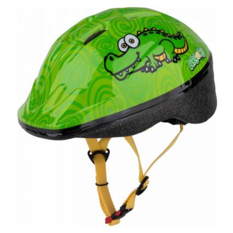 Arcore WAPI zelená - Chlapčenská cyklistická prilba
