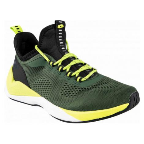 Lotto ESCAPE AMF II zelená - Pánska voľnočasová obuv