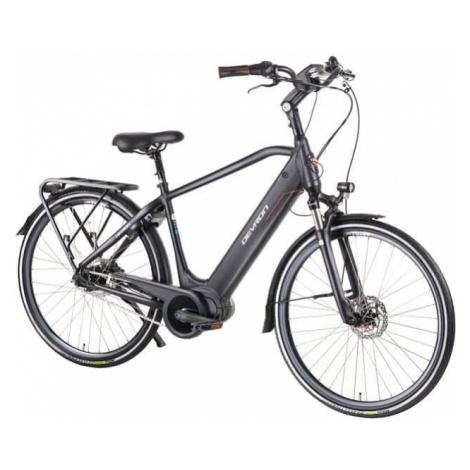 """Mestský elektrobicykel Devron 28427 28"""" - model 2019 Farba Black"""