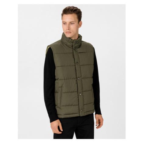 Zelené pánske vesty