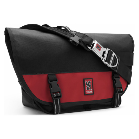Chrome Mini Metro Messanger Bag-One size červené BG-001-BKRD-One size