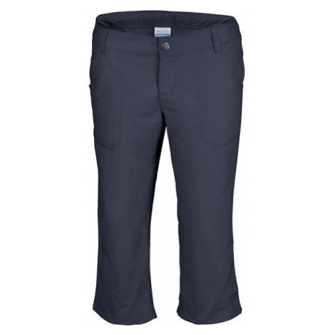Columbia ARCH CAPE CAPRI tmavo modrá - Dámske nohavice
