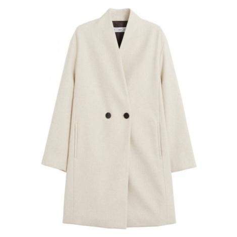 MANGO Prechodný kabát 'Gala'  béžová