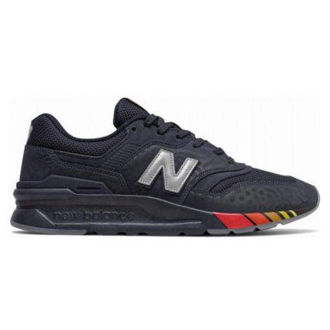 New Balance CM997HTK čierna - Pánska voľnočasová obuv
