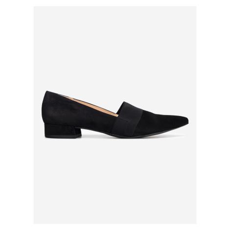Boty na podpatku Högl Čierna