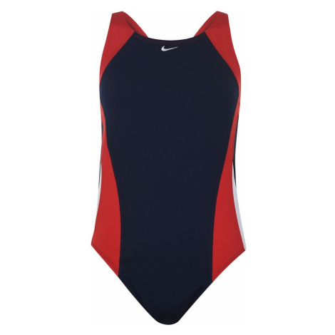 Nike Poly One Piece Swimsuit Ladies