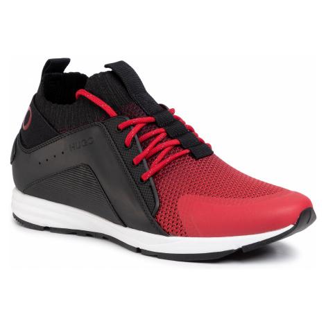 Sneakersy HUGO - Hybrid 50428662 10225870 01  Open Red 640 Hugo Boss