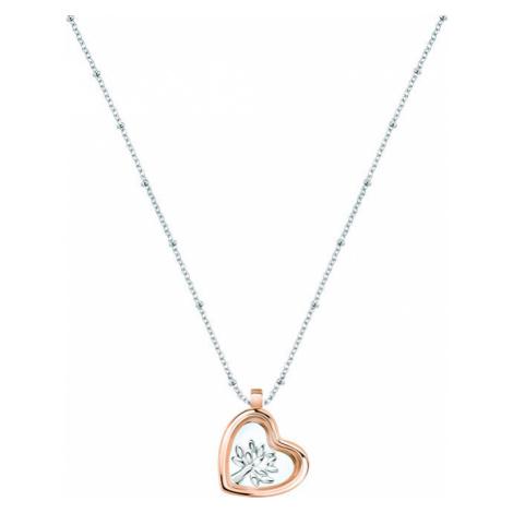 Morellato Strieborný náhrdelník s elementom Scrigno D`Amore SAMB32 (retiazka, prívesok)