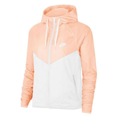 Nike NSW WR JKT oranžová - Dámska bunda