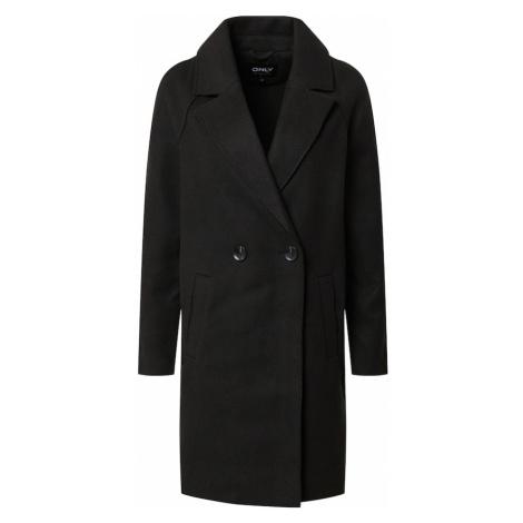 ONLY Prechodný kabát 'Berna'  čierna