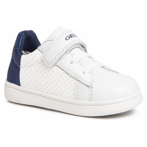 Sneakersy GEOX - B Djrock B. B B022CB 05485 C0899 S White/Navy