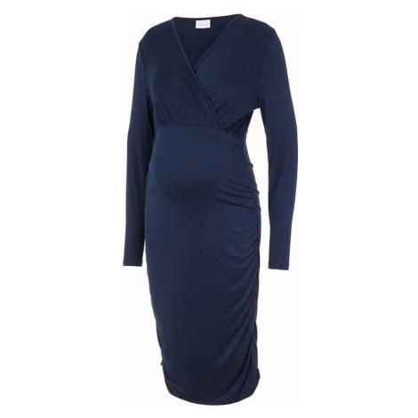 MAMALICIOUS Šaty  námornícka modrá Mama Licious