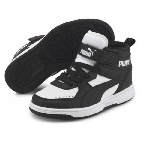 Puma REBOUND JOY AC PS - Chlapčenská voľnočasová obuv