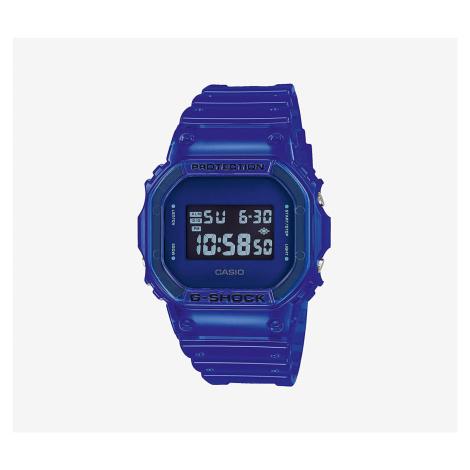 Casio G-Shock Original Color Skeleton Series Watches Blue