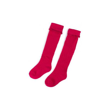 Mayoral Vysoké detské ponožky 10679 Ružová