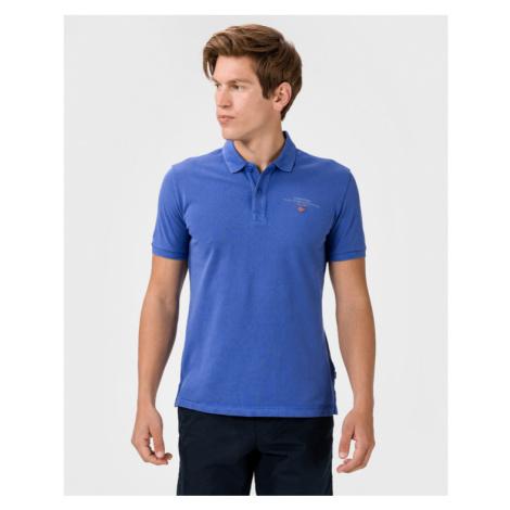 Napapijri Elbas 3 Polo tričko Modrá