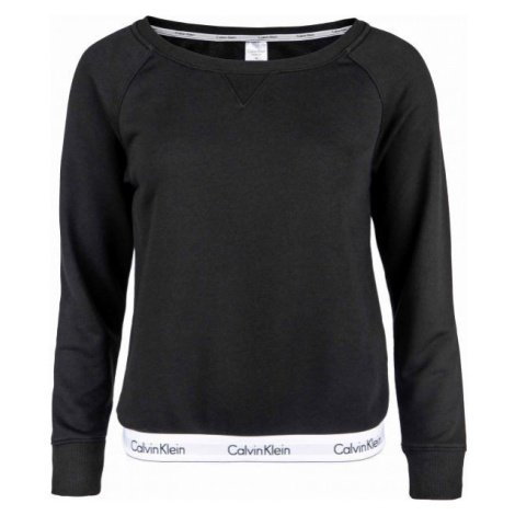 Calvin Klein TOP SWEATSHIRT LONG SLEEVE - Dámska mikina