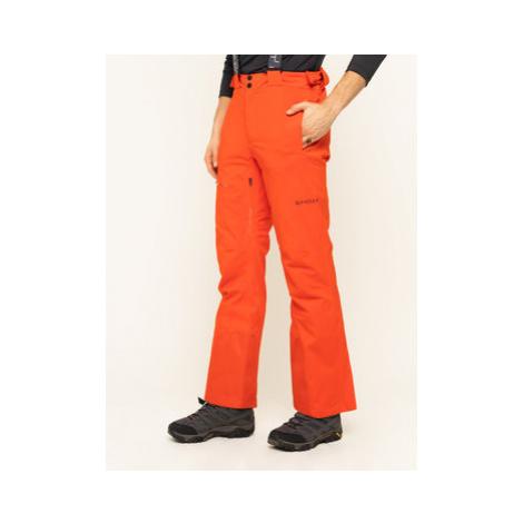 Spyder Lyžiarske nohavice Dare 191026 Červená Regular Fit