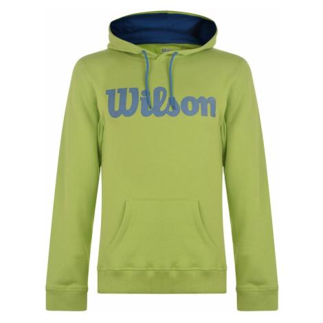 Wilson Cotton Hoodie Mens