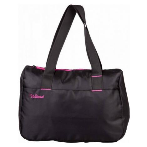Willard DAISY čierna - Dámska taška cez rameno
