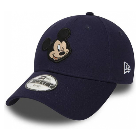 Detská šiltovka New Era 9Forty Youth Disney Patch Mickey Mouse Navy - Veľkosť:UNI