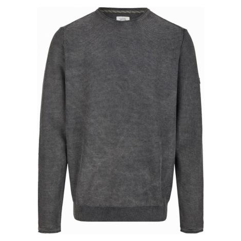 Sivé pánske športové svetre
