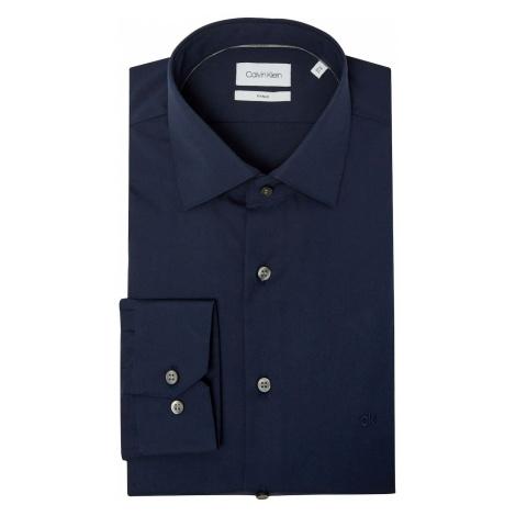 Calvin Klein Poplin Easy Iron Fitted Shirt