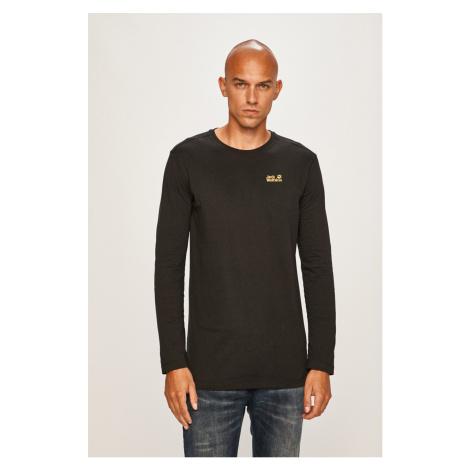 Jack Wolfskin - Pánske tričko s dlhým rukávom